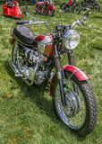 1970 Triumph Bonneville, EyesOn-Ontwerp, MI Royalty-vrije Stock Foto