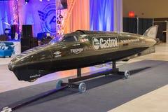 Triumph Castrol Rocket Stock Photography