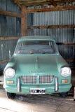 Triumph del coche en el señorío Harberton Fotografía de archivo