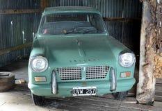 Triumph del coche en el señorío Harberton Fotos de archivo