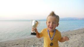 Triumph del pequeño ganador metrajes
