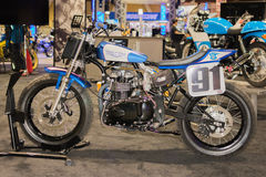 Triumph Flat Track 2015 Stock Photography