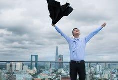 Triumph haben Lizenzfreie Stockfotos