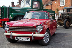 Triumph Herald Royalty Free Stock Photography
