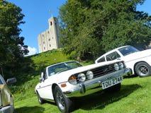 Triumph jelenia dwa sportów drzwiowy coupe Fotografia Royalty Free