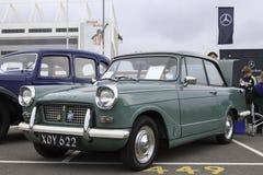 Triumph kondigt 100e aan luxe Royalty-vrije Stock Foto's