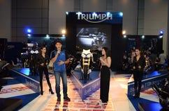 Triumph pavilion Stock Images