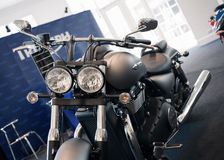 Triumph Rocket III Roadster Stock Photo