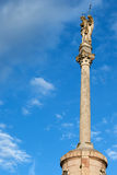 Triumph of Saint Rafael Monument in Cordoba Stock Photo