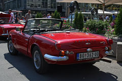 Triumph Spitfire MK3 Stock Photos