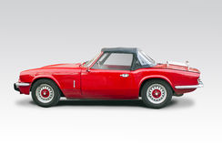 Triumph Spitfire Stock Photos