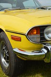 Triumph Stag sports car of the 1970's Royalty Free Stock Image