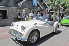 Triumph TR3 Royalty Free Stock Image