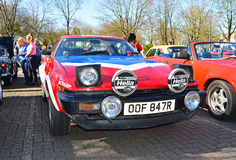 Triumph TR7  Royalty Free Stock Photography