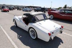 Triumph TR3A 1960 Stock Image