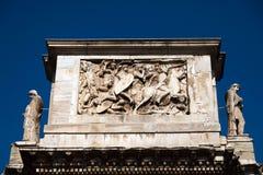 Triumphal свод Constantine Стоковые Изображения RF