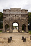 Triumphal arc of Orange Royalty Free Stock Photo