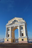 Triumphal arch Stock Photography