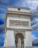 Triumphal Arch. Stock Images