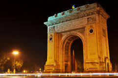 Triumphal Arch Stock Photos