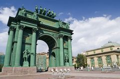 Free Triumphal Arch Royalty Free Stock Images - 6851909