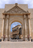 Triumphal Arch in Lecce Royalty Free Stock Photography