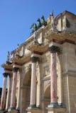 Triumphal arch Stock Photos