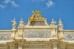 Triumphbogen in Nancy Lizenzfreie Stockbilder