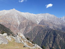 Triund majestueux Images stock