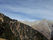 Triund majestueux Photo stock