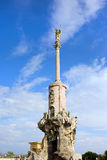 Triunfo de San Rafael Monument in Cordoba Stock Photography