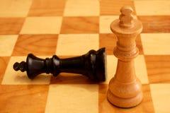 Triunfo e derrota Imagem de Stock Royalty Free
