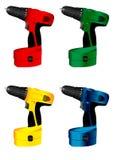Trivello elettrico dello strumento Fotografia Stock Libera da Diritti