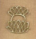 trivet τρύγος στοκ εικόνα