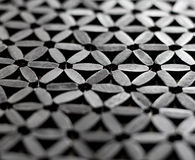 Trivet abstrait Photos stock