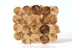 Trivet of juniper Royalty Free Stock Photos