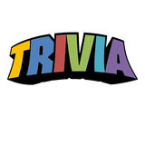 Trivia app Logo Stock Images