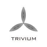 Trivium logo Royaltyfri Foto