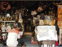 Triwindhu Antique market Royalty Free Stock Image