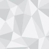 Trójboka bezszwowy wzór Zdjęcie Stock