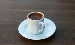 Türkischer Kaffee. Stockfoto