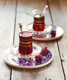 Türkischer Tee Lizenzfreies Stockfoto