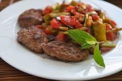 Türkisches Abendessen Lizenzfreies Stockfoto