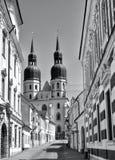 trnava святой nicolas церков Стоковое Фото