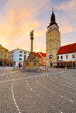 Trnava, Slovacchia Fotografia Stock Libera da Diritti