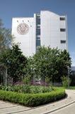 TRNAVA, SLOVAKIA  - near the city tower, In Trnava, Slovakia Stock Photo