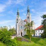 Trnovo Church in Ljubljana, Slovenia Royalty Free Stock Photography