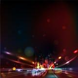 Trânsito intenso Fotografia de Stock Royalty Free