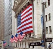 Troca conservada em estoque de New York City foto de stock royalty free