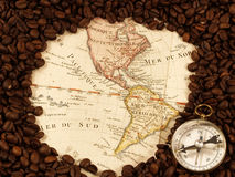 Troca do café imagem de stock royalty free
